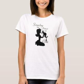 Suchen nach meinem Prinz-T - Shirt