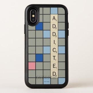 Süchtig OtterBox Symmetry iPhone X Hülle