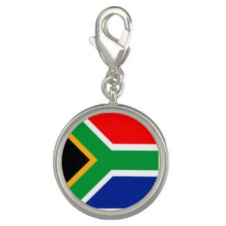 Südafrika-Flagge Foto Anhänger