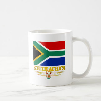 Südafrika-Stolz Tasse