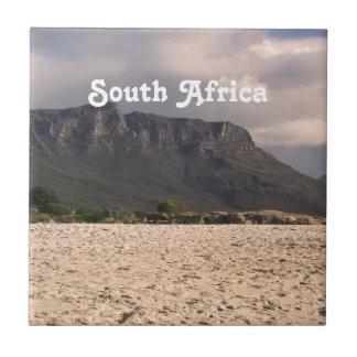 Südafrikanische Landschaft Kachel