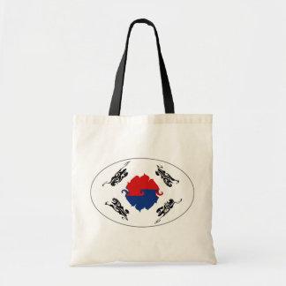 SüdGnarly Flaggen-Tasche koreas