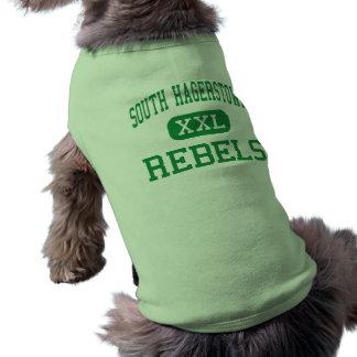 SüdHagerstown - Rebellen - hoch - Hagerstown T-Shirt