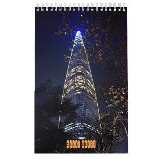 Südkorea Abreißkalender