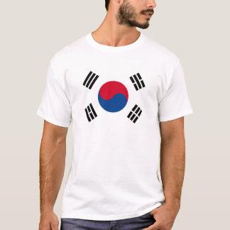 Südkoreanische Flagge T-Shirt