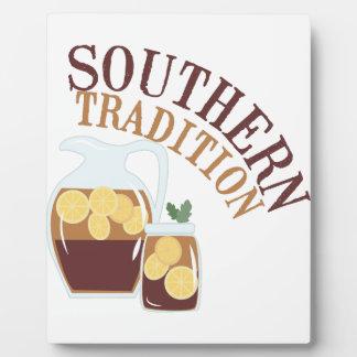 Südliche Tradition Platten