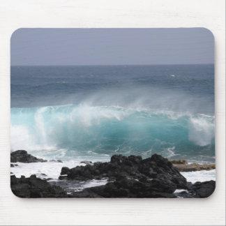Südpunkt-Welle, Hawaii Mauspad