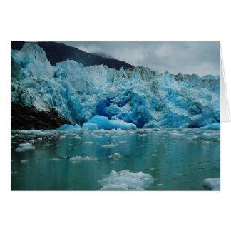 SüdSawyer-Gletscher-Alaska-Karte Karte