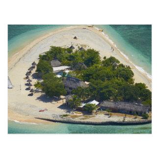 Südseeinsel, Mamanuca Inseln, Fidschi Postkarte