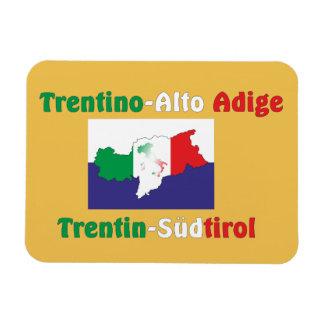 Südtirol – Alto Adige Premium Flexi Magnet