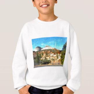 Südutah Vista mit rotem Boden Sweatshirt