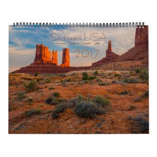 Südwesten USA Abreißkalender