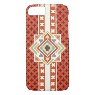 Südwestethnisches Stammes- Muster iPhone 8/7 Hülle