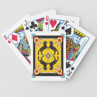 Südwestpony-Spielkarten Bicycle Spielkarten