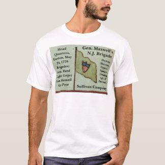 Sullivan-Kampagne, Maxwell T-Shirt