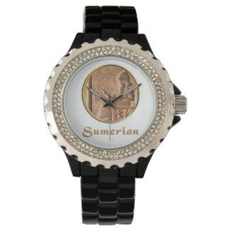sumerisch armbanduhr