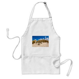 Summer Sand Dune of Denmark Schürze