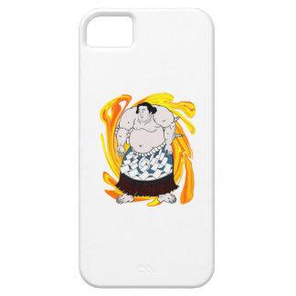 Sumo-Kehrmaschine Etui Fürs iPhone 5
