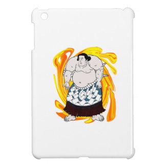 Sumo-Kehrmaschine iPad Mini Hülle