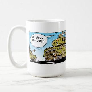 Sumpf-Enten-Jagdsaison Kaffeetasse