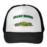 Sumpf-Jäger Louisiana Retrokultkappe