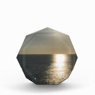 Sun auf Wasser Auszeichnung