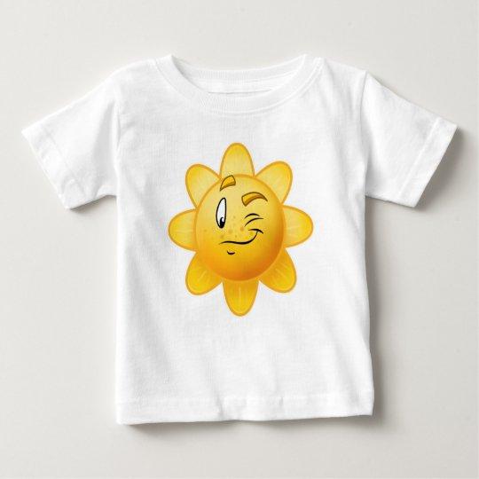 Sun-Baby-Shirt niedlich Baby T-shirt