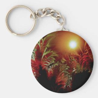 Sun-Frieden Schlüsselanhänger
