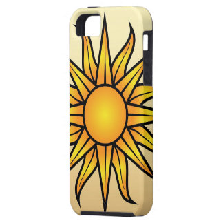 Sun iPhone 5 Fall iPhone 5 Cover