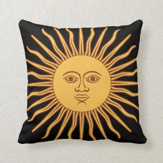 Sun-Kissen 16x16 Kissen