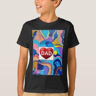 Sun-Liebe-Vati T-Shirt