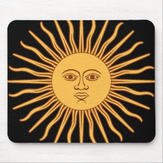 Sun Mousepads