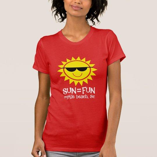 Sun = Spaß T-Shirt