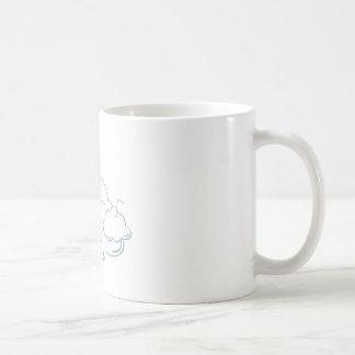 Sun und Wolke Kaffeetasse