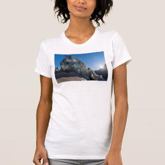 Sunbeam und Eis, Island T-Shirt