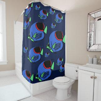 Sunfish #3 duschvorhang