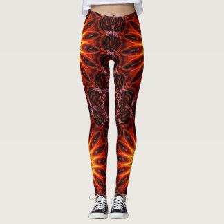 Sunflare Fraktal Design Leggings