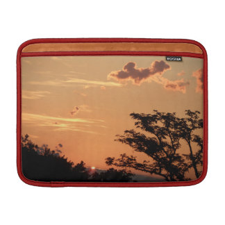 Sunset Rickshaw Schutzhülle Sleeves Fürs MacBook Air