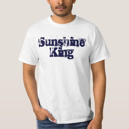 Sunshine King Basic T-Shirt