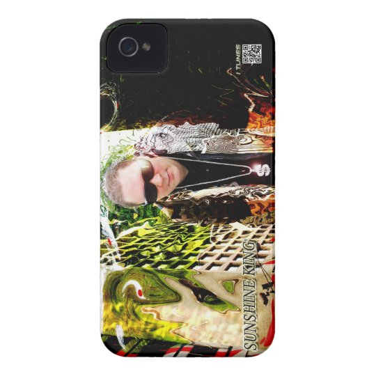 Sunshine King Big City for I Phone 4&s iPhone 4 Case-Mate Hülle