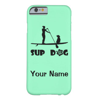 SUP Hund Barely There iPhone 6 Hülle
