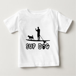 SUP Hund (Typ) Baby T-shirt