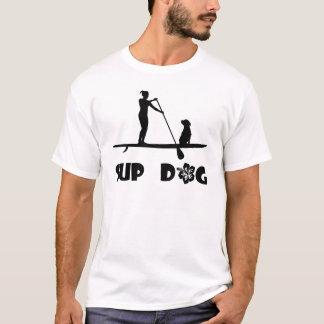 SUP Hundesitzen T-Shirt