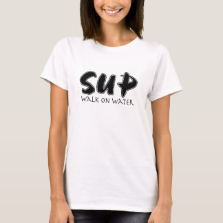 SUP-Weg auf Wasser T-Shirt