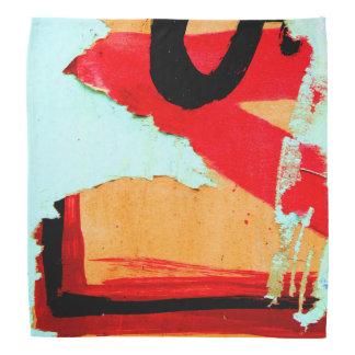 Super cooles Schalen-Wand-Papier Halstuch