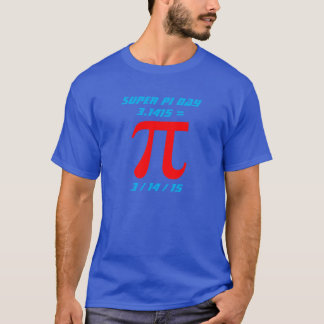Super Pi-Tag T-Shirt
