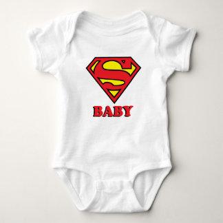 Superbaby-Familien-Paar-Baby-Jersey-Bodysuit Baby Strampler