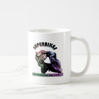 Superbikes Kaffeetasse