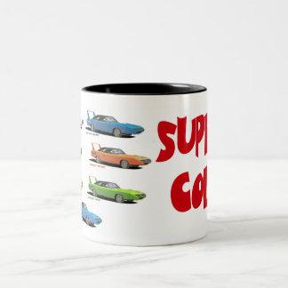 Superbird Farben Zweifarbige Tasse