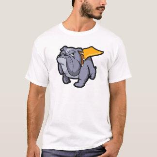 Superbullie (durch Bulldoggen-Hafen Nanowatt) T-Shirt